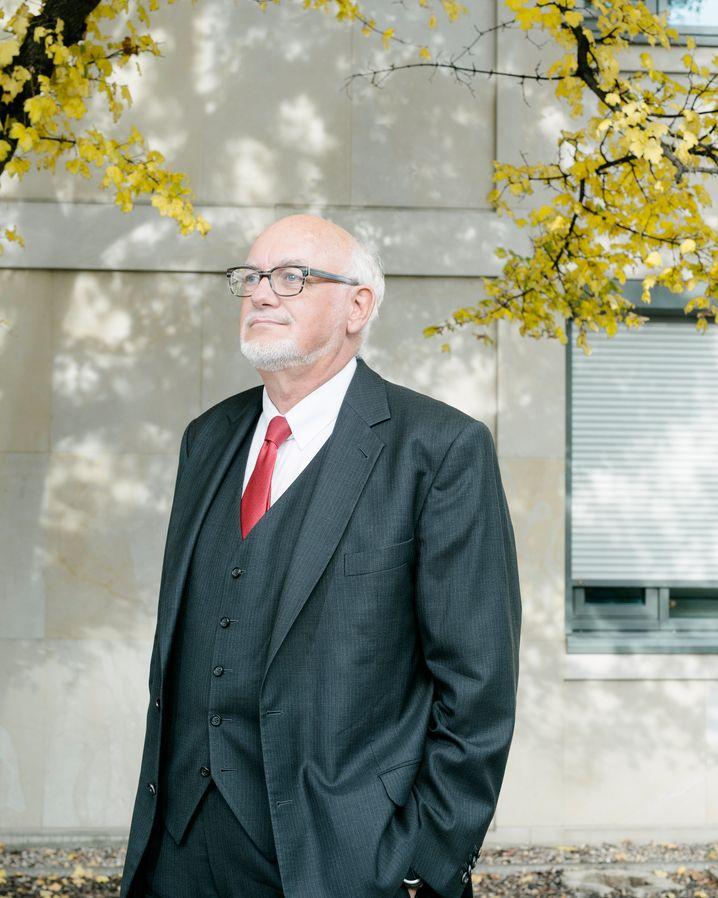 Heute Unternehmer und Investor: Gunter Dunkel, Ex-Chef der NordLB.