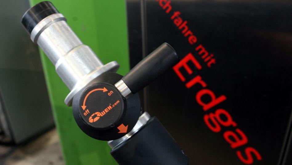 Erdgasantrieb: Laut ADAC am wenigsten klimaschädlich