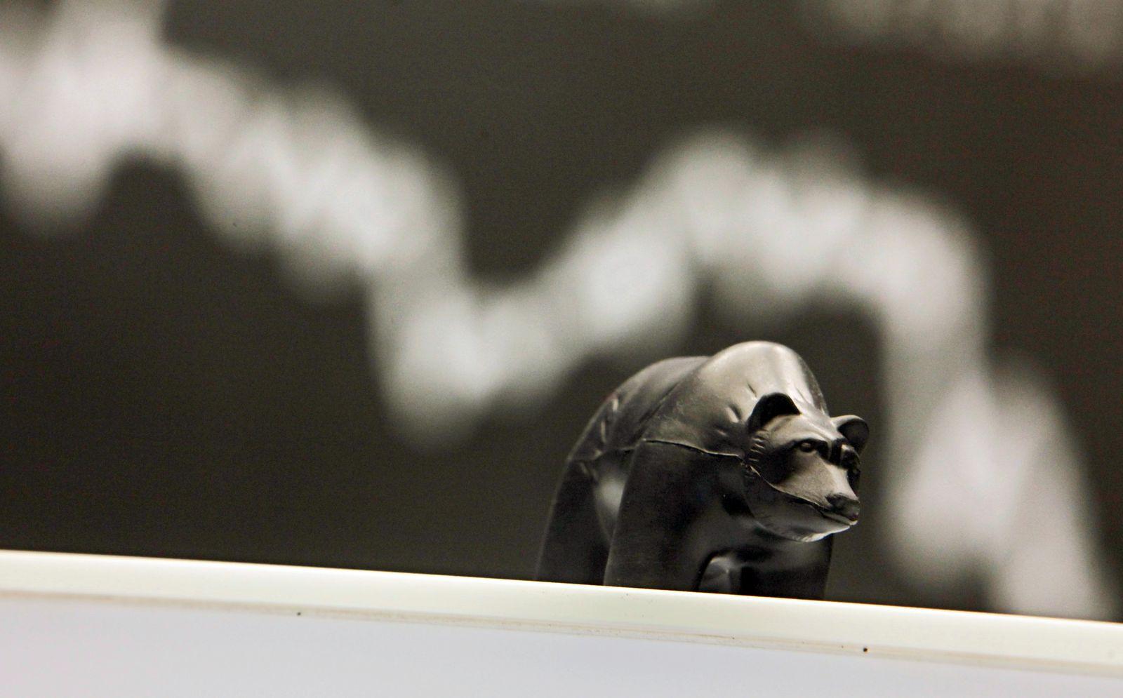 Börse Frankfurt - Bär vor DAX-Kurve