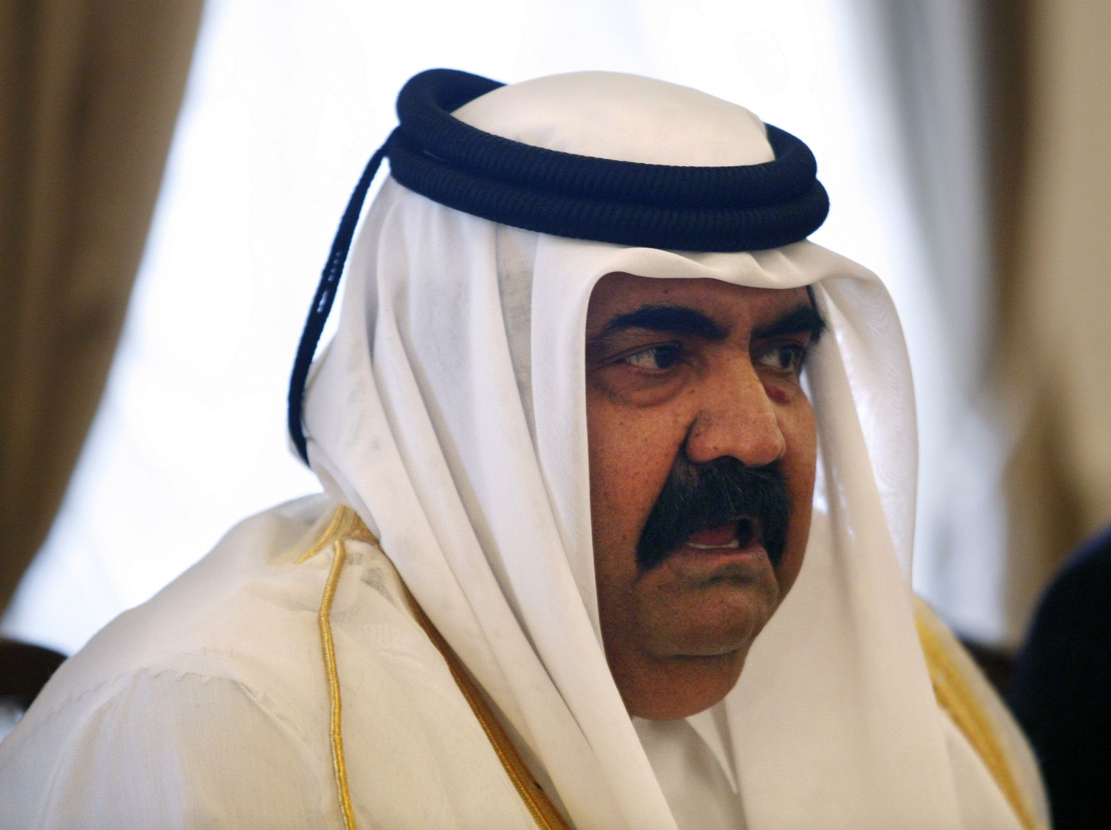 Emir von Katar