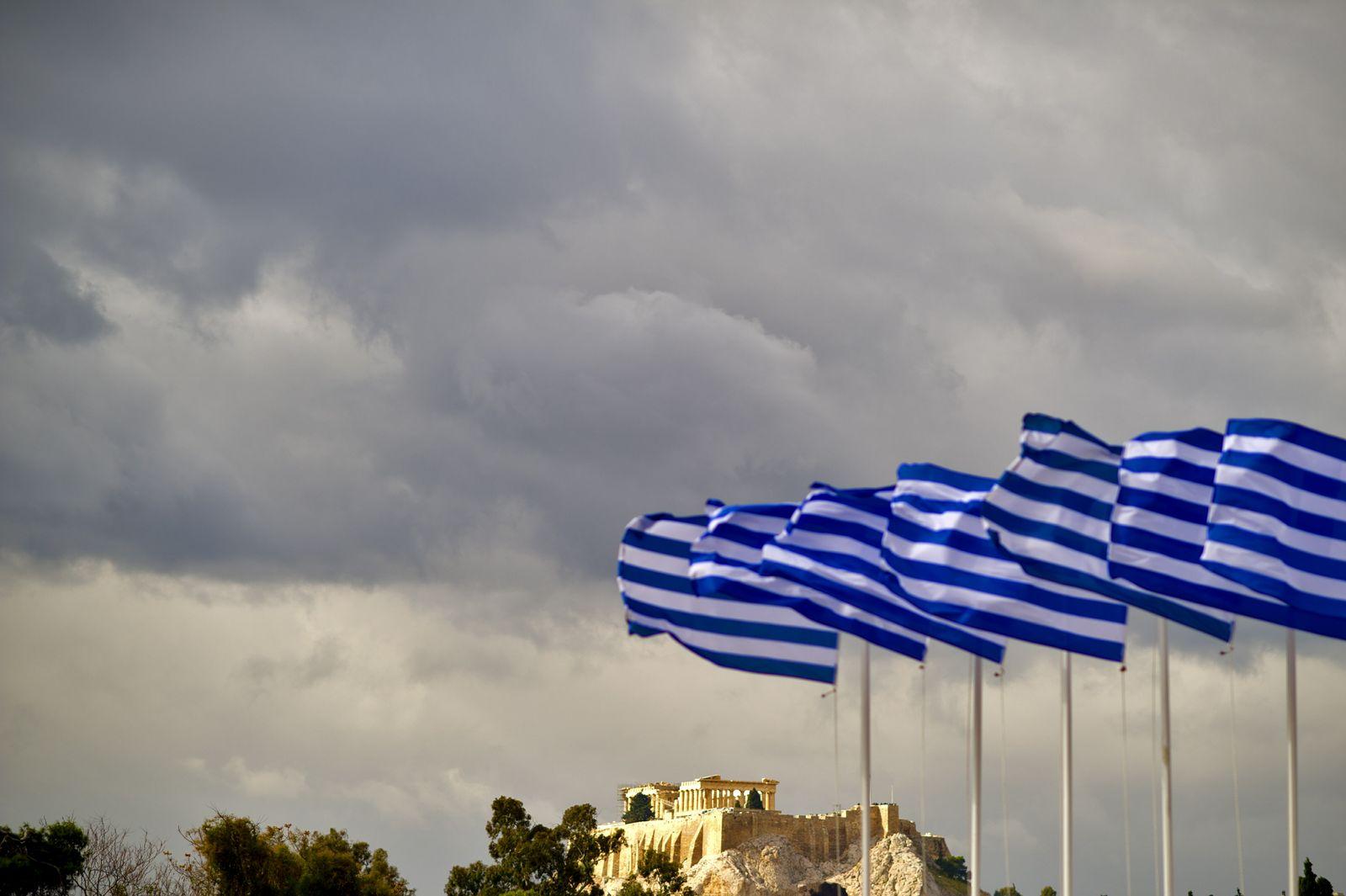 NICHT VERWENDEN Griechenland Schalttag