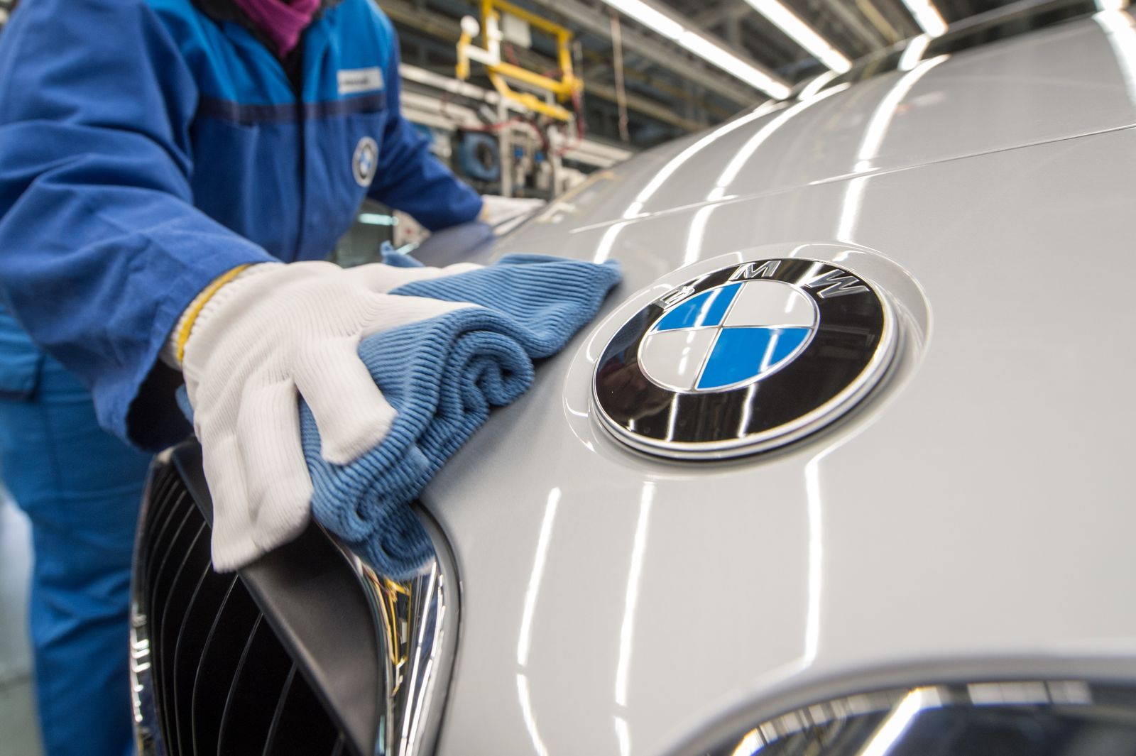 BMW Produktion