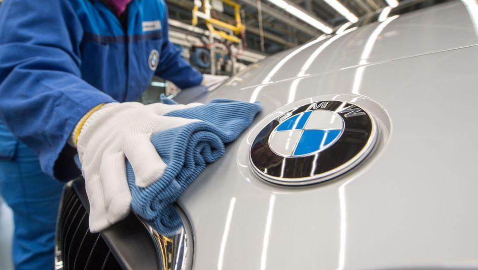 BMW hat seine Geschäfte im vergangenen Jahr profitabler als jeder andere Autokonzern betrieben