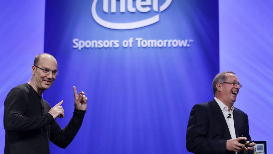Andere Pläne: Ex-Google-Manager Andy Rubin will einen Inkubator gründen und damit junge Unternehmen unterstützen, die Hardware bauen