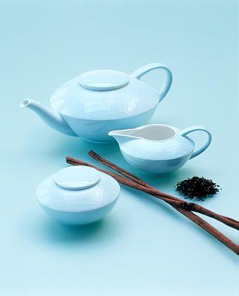 """Feine englische Art: Die """"Thé Noir""""-Serie ist nicht nur, aber insbesondere für die Zubereitung von Schwarzem Tee konzipiert"""