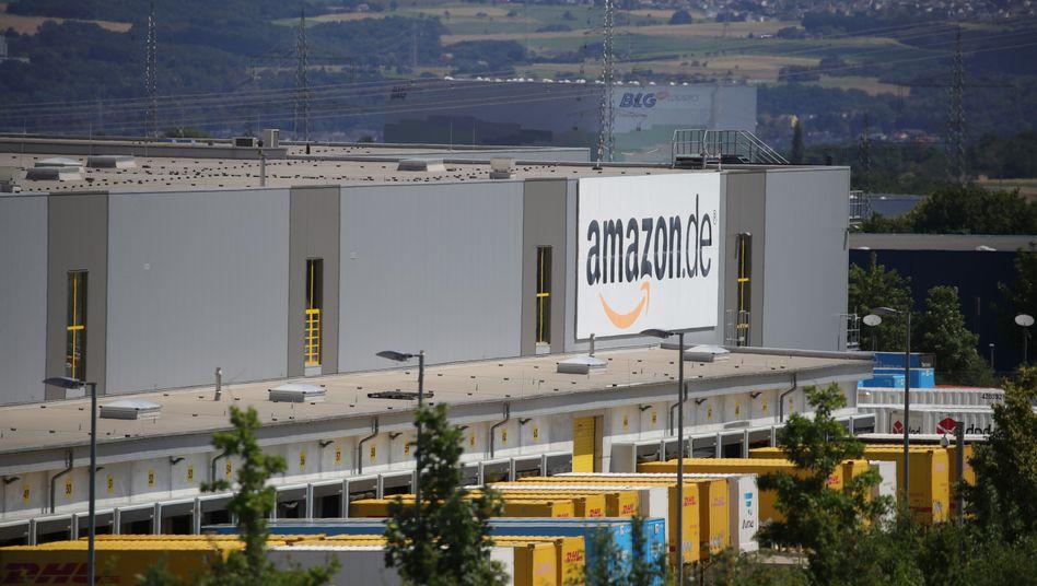 Amazon-Versandzentrum in Koblenz: Der Onlinehandel ist der große Gewinner