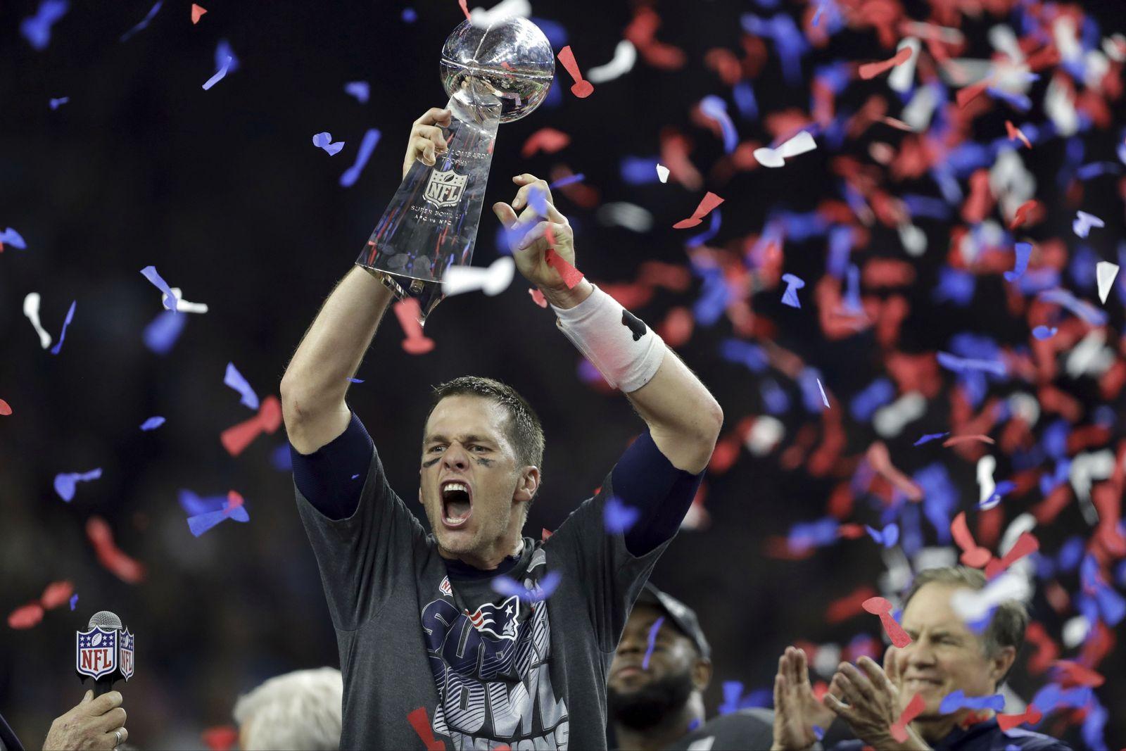 Tom Brady / Karriere