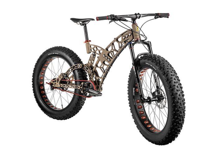 Altinsoy Manufaktur, Fat Electra Bee, Info: www.bees.bike, Preis 4.450 Euro, Motor 250 Watt, Höchstgeschwindigkeit laut Hersteller 25 km/h