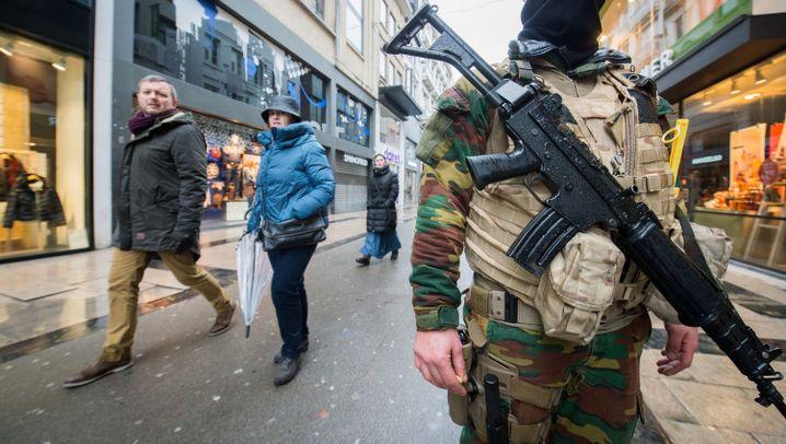 Terrorwarnung in Brüssel: Eine Stadt in Alarmbereitschaft