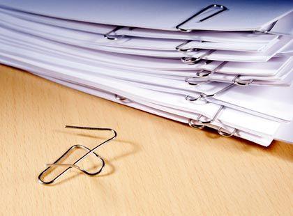 Weniger Bürokratie: Union und FDP wollen das Steuersystem verienfachen