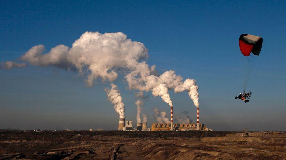 Kohle-Tagebau Belchatow: Warschau hält den Kumpels die Stange