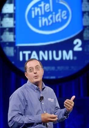 Keine Besserung auf dem PC-Markt: Intel-COO Paul Otellini