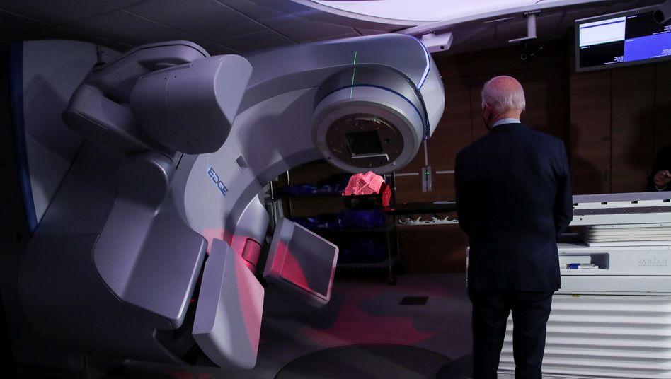Diagnostischer Scanner zur Krebserkennung: Varian ist ein langjähriger Partner von Siemens Healthineers