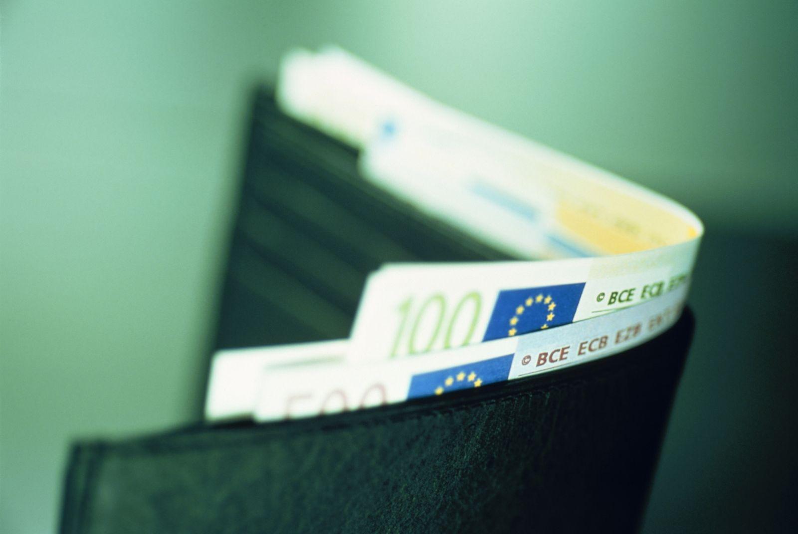 NICHT MEHR VERWENDEN! - THEMA mmO: Gehaltsreport / Portemonnaie / Geldscheine / Euro