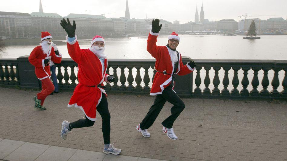 Weihnachten und Sport: Das müssen keine Gegensätze sein
