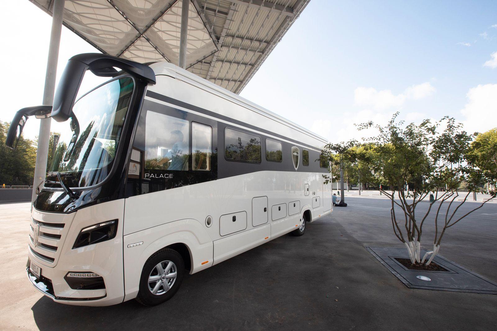 First-Class Reisemobil Morelo Palace 90 LS