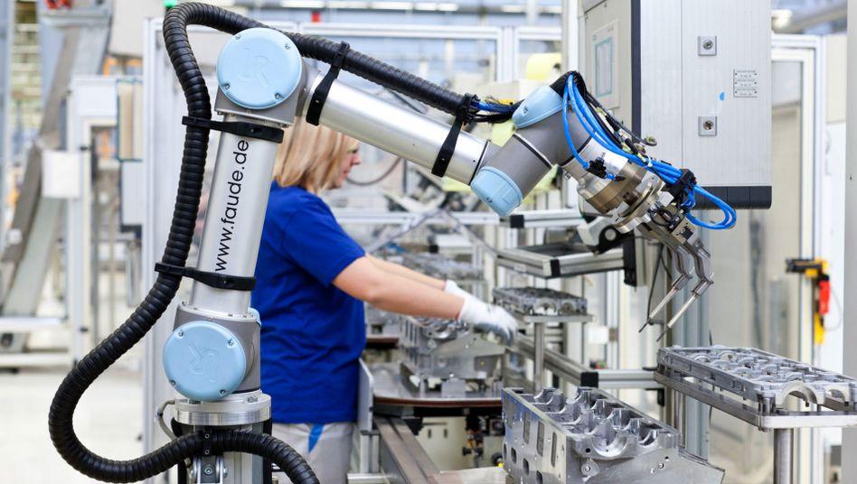 Maschinensteuer? Österreichs noch junge Regierungskoalition streitet über eine Abgabe auf die von Maschinen erbrachte Wertschöpfung