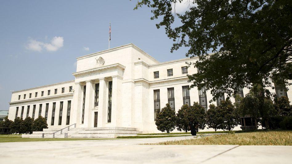 Die US-Notenbank in Washington