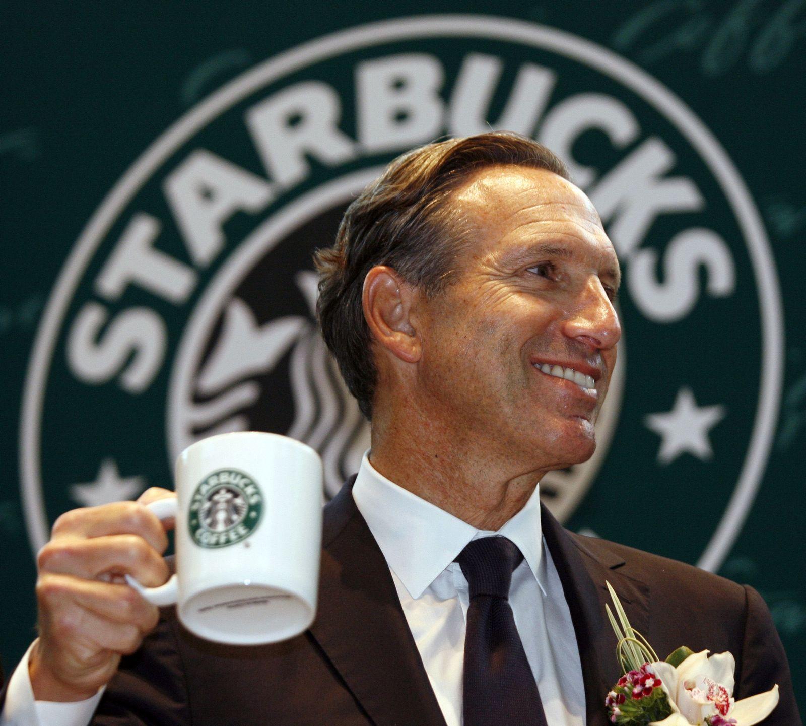 Kaffee / Starbucks / Howard Schultz