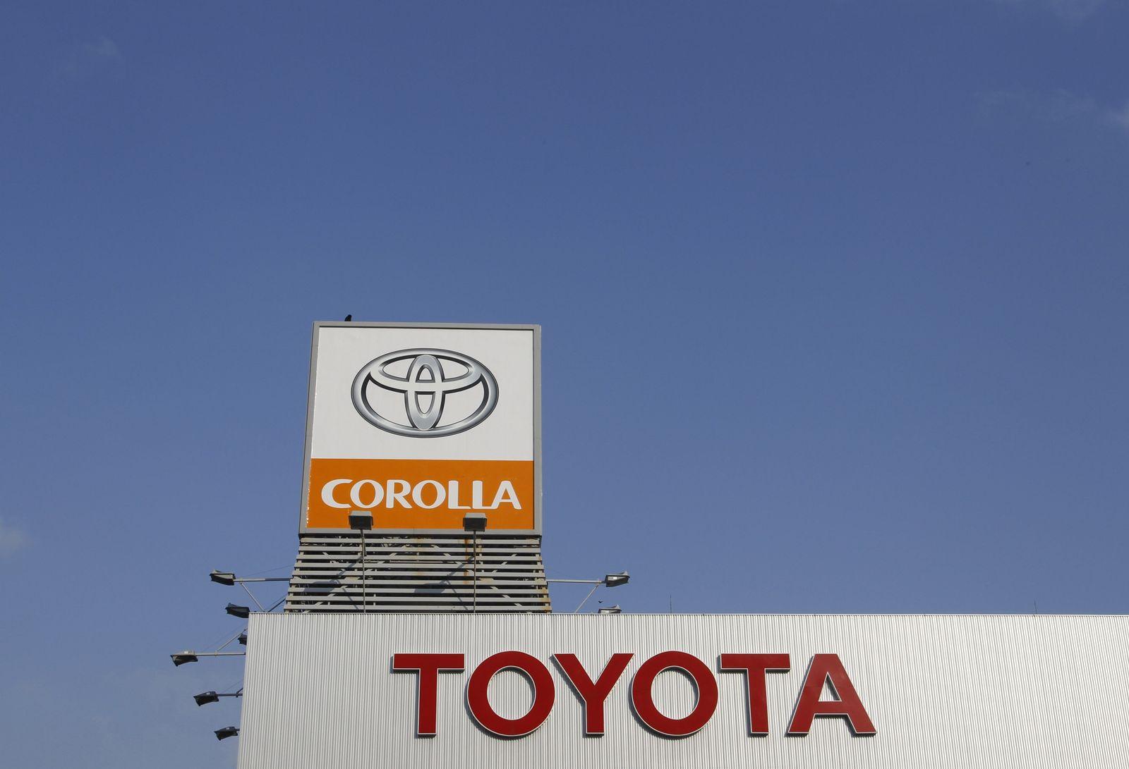 Toyota-Händler