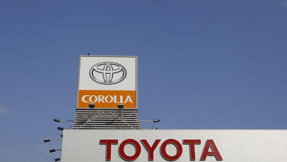 Probleme mit Zulieferern: Streiks in China stoppt erstes Toyota-Produktionslinie