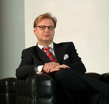 Wechselt zu Schroders: Investmentbanker Küssner