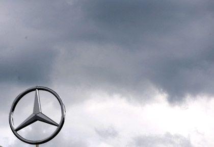 Auf der Verkaufsliste: Daimler