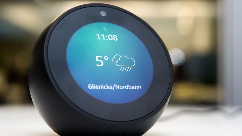 Amazon Echo Spot: Was Alexas neuester Sprössling kann