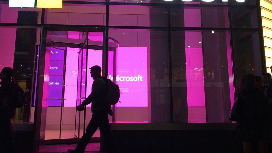 Türen auf für 20-Milliarden-Dollar-Deal: Microsoft kauft den Sprachverarbeitungs- und KI-Spezialisten Nuance Communications