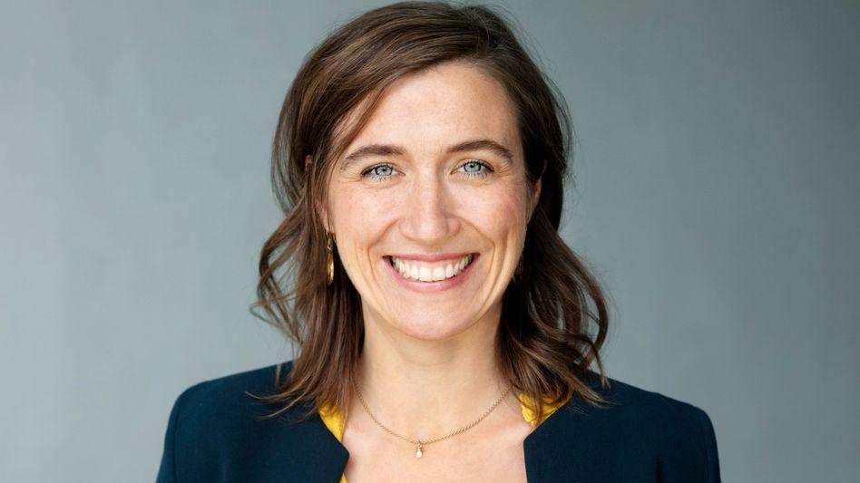 Grüne Gründerin: Katharina Beck zieht als einzige Grüne mit Gründungserfahrung in den Bundestag ein.