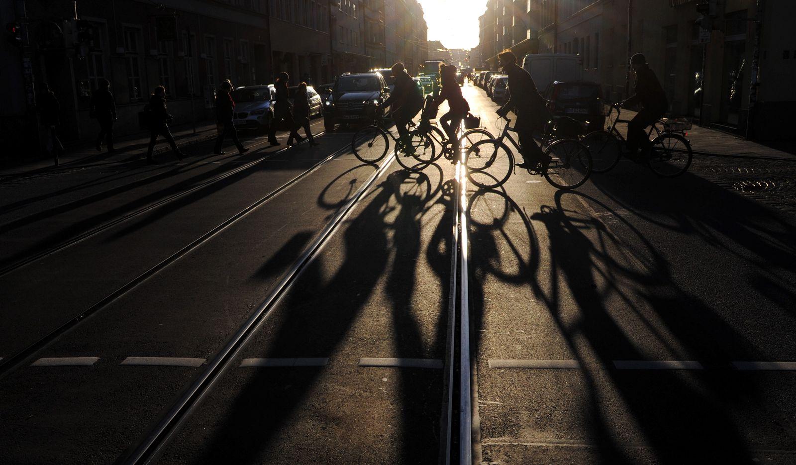 Fahrradfahren in Bayern