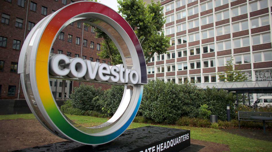 Covestro-Zentrale in Leverkusen