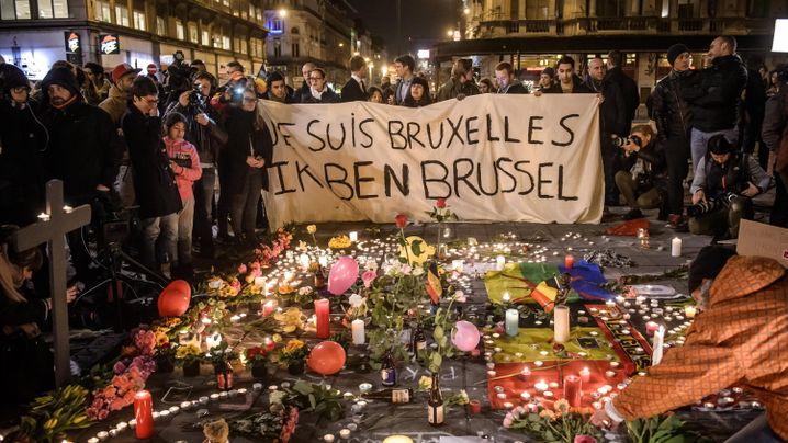 Anschläge in Brüssel: Momente des Terrors, Stunden des Zusammenhaltes