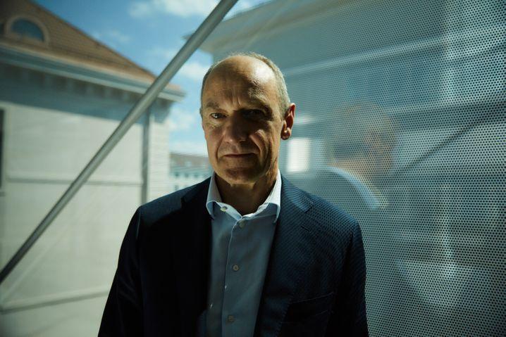 Kennt Siemens nach fast zehn Vorstandsjahren wie kein Zweiter: Roland Busch