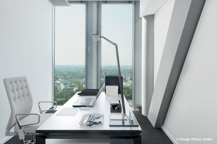 Weiter Blick: Design Offices in München