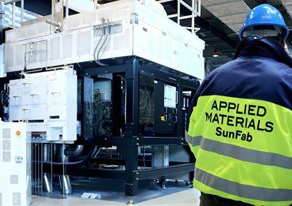 """Maschinen für die Solarzellenproduktion: """"Wir wollen uns in Deutschland auf Forschung und Entwicklung konzentrieren"""""""