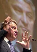 Verkündet große Deals: SAP-Chef Plattner