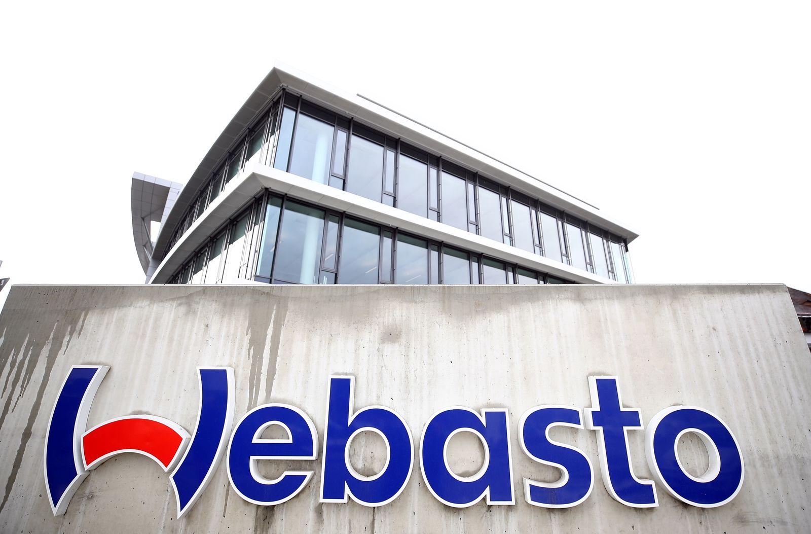 Webasto / Zentrale