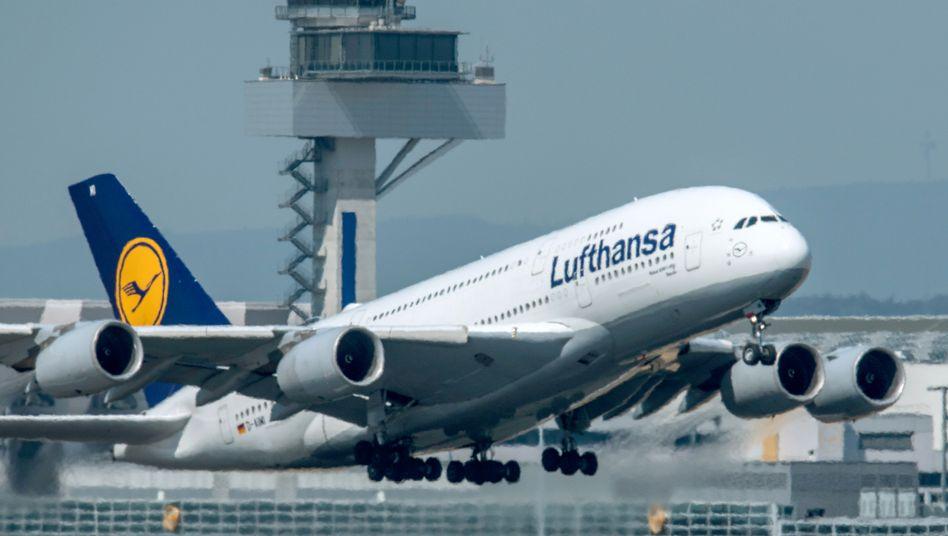Lufthansa: Abflug in den MDax