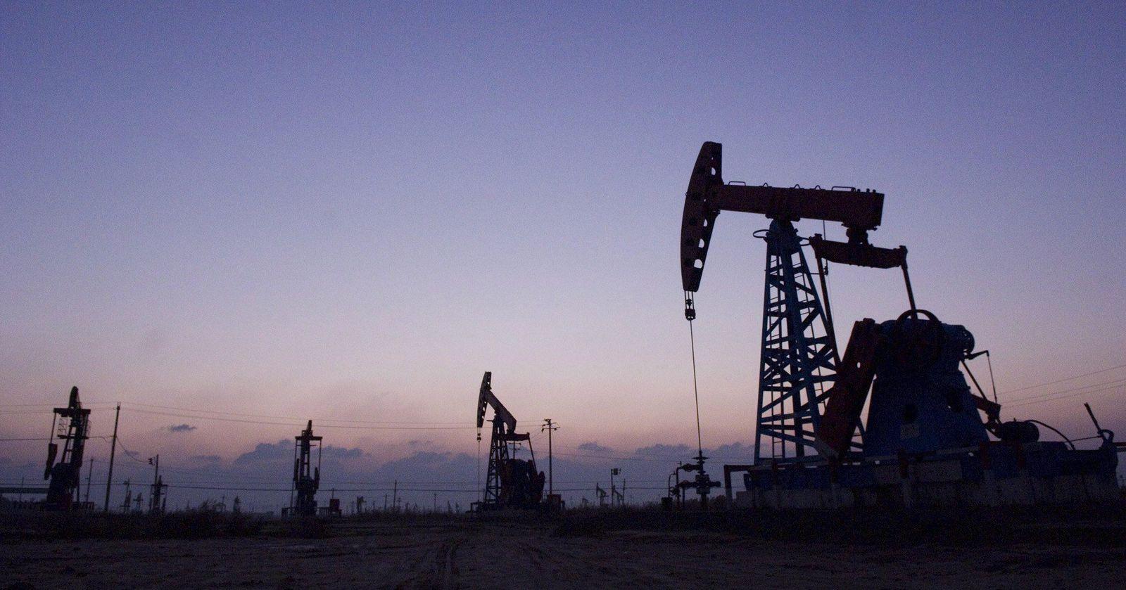 Öl China / Ölförderung