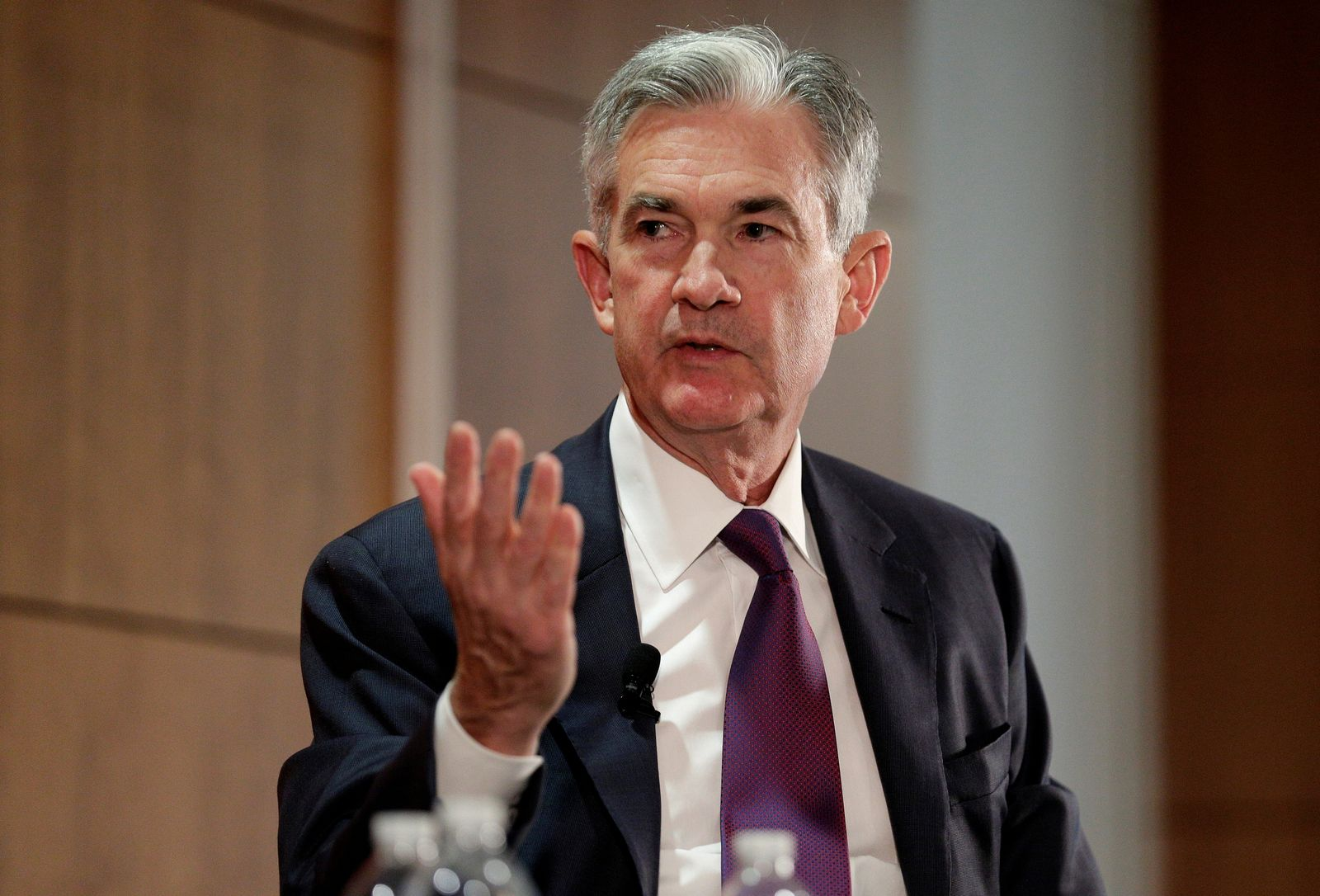 FED/ Jerome Powell