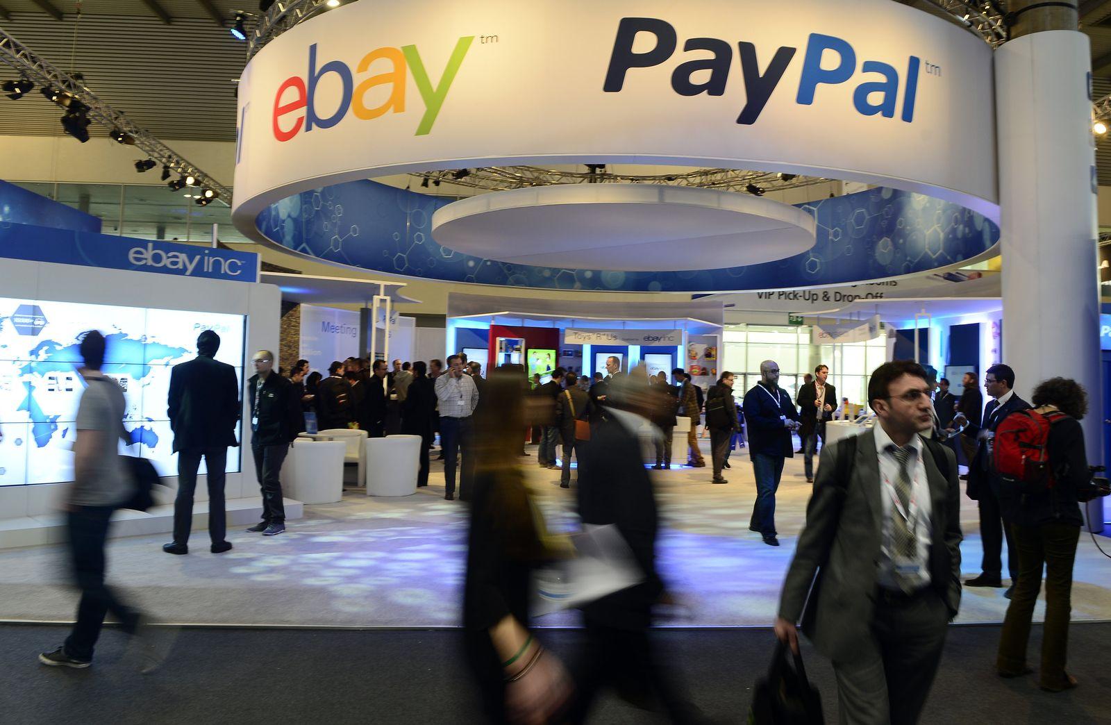 EBay / PayPal Split