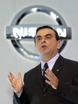 Testfahrt mit einem Porsche ging schief: Nissan-Vormann Ghosn