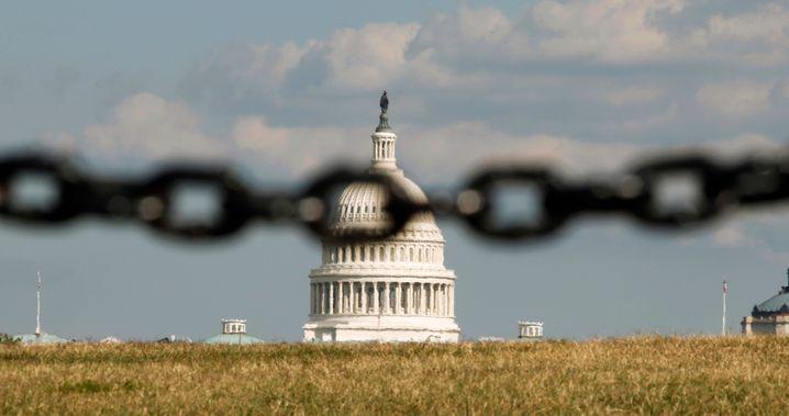 US-Kapitol in Washington
