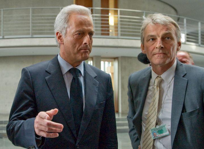 """Condor-Chef Ralf Teckentrup (Bild Archiv) erwartet einen Verkauf des Ferienfliegers """"frühestens"""" im Jahr 2022."""