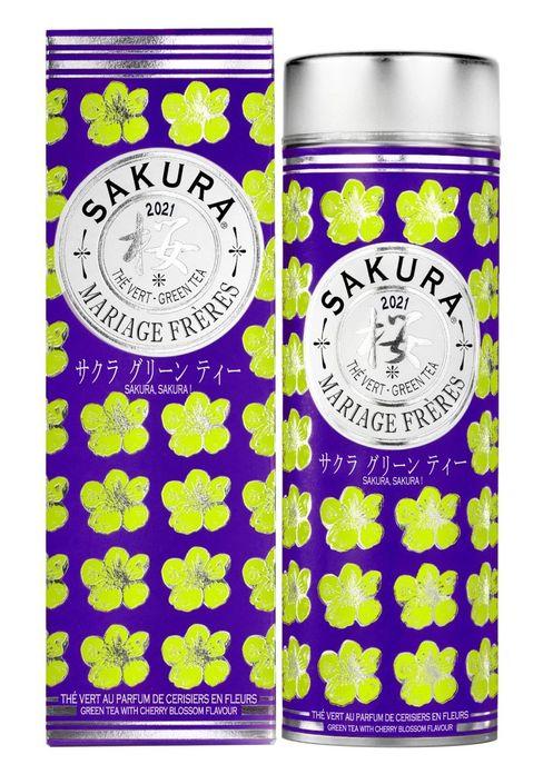 Grand Gru: Der neue Kirschblütentee Sakura geht auch als Deko durch 26 Euro mariage-freres.com