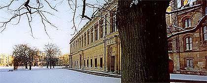 College der Mächtigen und Reichen: Trinity wurde damit zum idealen Nährboden für die Apostel