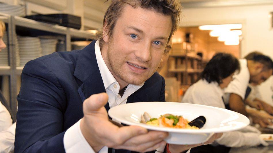 """Jamie Oliver: """"Wählt Boris Johnson zum Premier - dann bin ich raus. Dann war´s das für mich."""""""