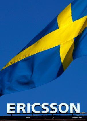 Schwedischer Ericsson-Konzern: Von der Krise weitgehend verschont