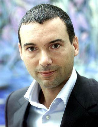 Unter Verdacht: Der ehemalige Posterboy der New Economy, Paulus Neef, soll wissentlich eine Pleitefirma für 37 Millionen Euro gekauft haben